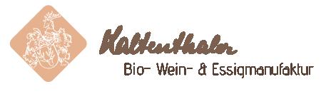 BIO-Wein- & Essigmanufaktur Kaltenthaler